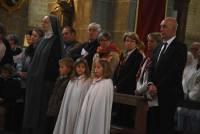 Michel Chapuis, le maire du Puy était notamment dans l'assistance. Photo Lucien Soyere