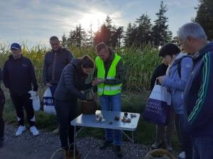 Valprivas : une poussée d'adhérents pour une poussée de champignons chez Champimystique