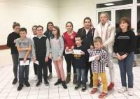 Saint-André-en-Vivarais : le groupe folklorique partage la galette