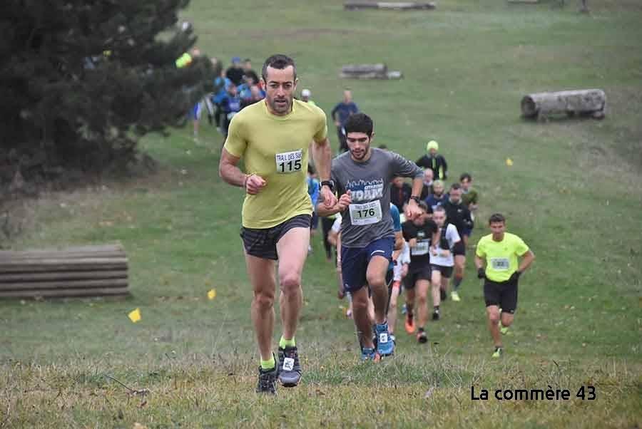 Cédric Guyot a remporté le challenge en 2018 alors que le trail d'Yssingeaux, son club, intègre le challenge