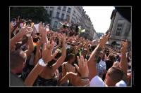 Une expo de Lucien Soyere sur la Gay Pride de Lyon au ciné de Monistrol