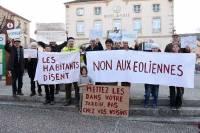 Fay-sur-Lignon : un rassemblement des anti-éoliennes samedi matin