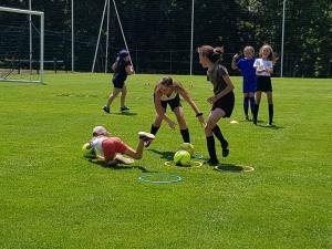 Le « Mois du foot féminin » a commencé au Chambon-sur-Lignon