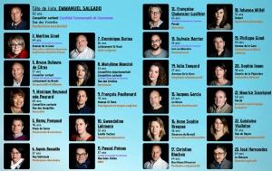 Saint-Didier-en-Velay : voici la composition de la liste d'Emmanuel Salgado aux élections municipales