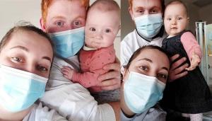 Saugues : des agriculteurs se mobilisent pour Lou et Elena, atteintes d'une leucémie