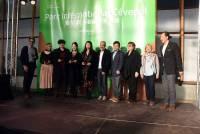 Les lauréats de Lors Les lauréats des Prix Chow Tai Fook Window Display Art & Design Award.