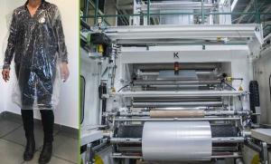 Trois entreprises s'associent pour fabriquer des surblouses Made in Haute-Loire