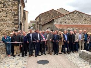 Lavoûte-Chilhac vise le label « Plus beau village de France »