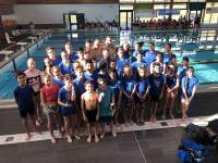 Natation : 42 Ponots au meeting de Brioude