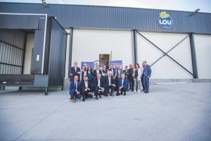 LOU-Légumes s'installe à Chaspuzac : 150 emplois à la clé dans le champignon