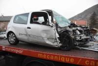 RN88 : un poney en divagation provoque un choc frontal, un blessé grave à Saint-Pierre-Eynac