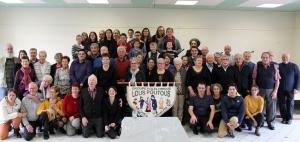 Saint-André-en-Vivarais : le groupe folklorique Lous Poutous a soufflé ses 20 bougies... avec un an de retard