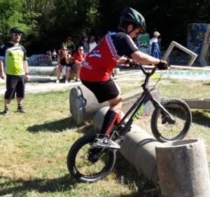 Saint-Maurice-de-Lignon : retour sur la saison de trial des Crampons