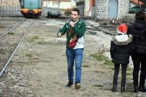 Raucoules : le train du Père Noël bondé de familles ce week-end