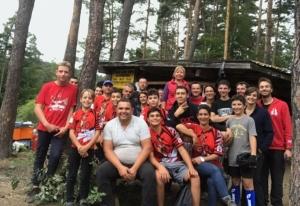 Saint-Maurice-de-Lignon : Johan Pabiou décroche le titre régional de VTT trial
