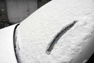 Un réveil très froid et de la neige ce mercredi