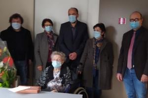 Beauzac : Marie-Louise Surrel a fêté ses 100 ans