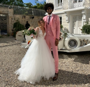 Quand un basketteur professionnel choisit la Haute-Loire pour célébrer ses noces