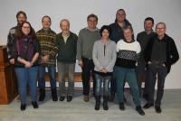 Le conseil municipal de Queyrières