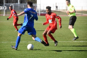Foot : Le Puy s'arrache contre Aurillac au 7e tour de la Coupe de France