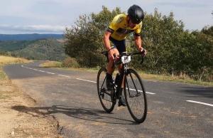 Cyclisme : Serge Mayet 3e de la finale du Trophée des grimpeurs
