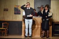 """Saint-Ferréol-d'Auroure : les comédiens de la Capucine ont entamé leurs """"travaux forcés"""""""