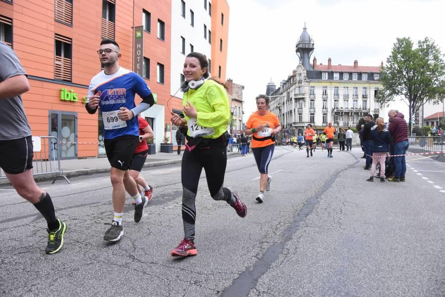 15 km du Puy : les champions africains... et tous les autres (photos)