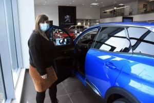 Peugeot occupe la première place en Haute-Loire