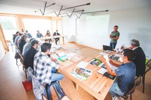 Une nouvelle formation pour développer l'usage du bois local dans la construction