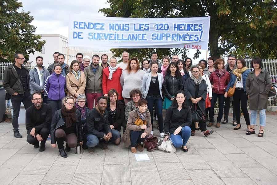 Monistrol-sur-Loire : les surveillants sous tension et en sous-effectif au collège Le Monteil