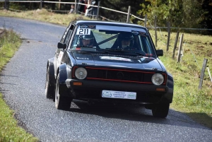 Le Rallye du Val d'Ance 2020 en photos