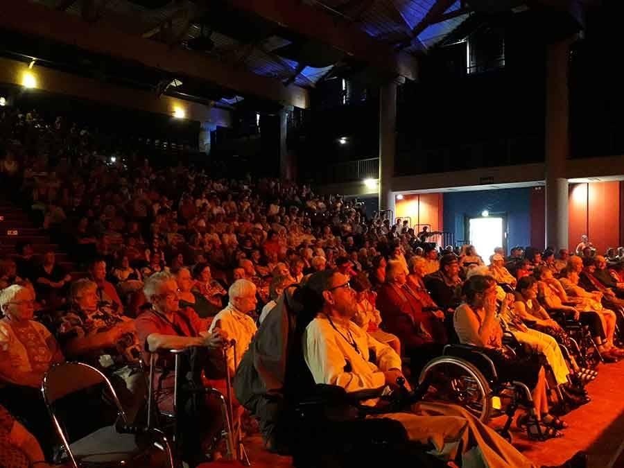 Roi de l'Oiseau : deux spectacles pour les handicapés et les personnes âgées