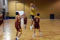 Basket : Saint-Sigolène/Monistrol joue avec le feu contre la lanterne rouge