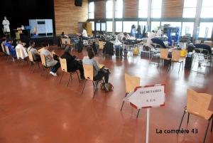 Monistrol-sur-Loire : la collecte de sang s'appuie sur la prise de rendez-vous lundi