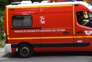 Monistrol-sur-Loire : une blessée dans une chute de cyclo