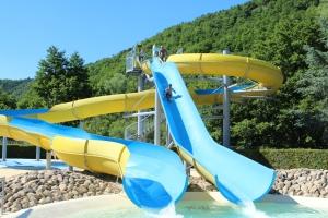 Vorey-sur-Arzon : accès au complexe aquatique Aquafolie sur réservation