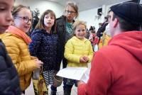 Saint-Romain-Lachalm : cinquante enfants à la chasse aux oeufs de Pâques