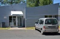 La fromagerie est située dans la zone artisanale du Rioutord.