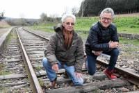 Ils militent pour créer une voie verte entre Firminy et Dunières