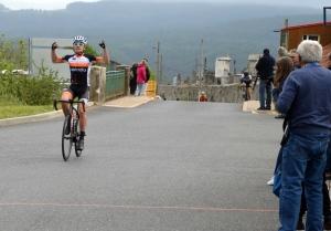 Cyclisme : les juniors en patron à Allègre