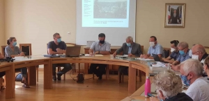 Tence : l'étude sur la revitalisation du centre-bourg lancée