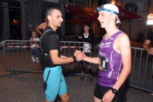Saint-Agrève : cent coureurs s'éclatent sur le 1er Noctu'trail
