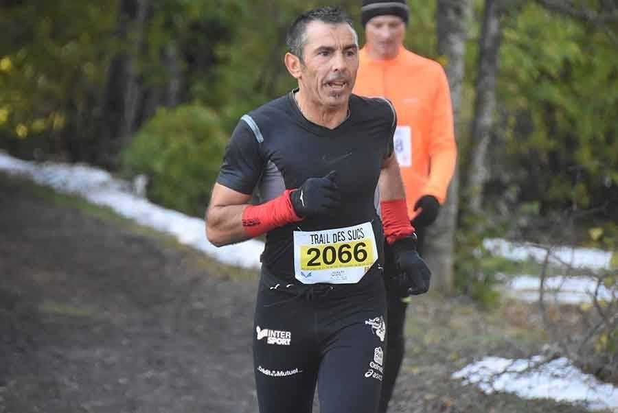Trail des Sucs : les 24 km