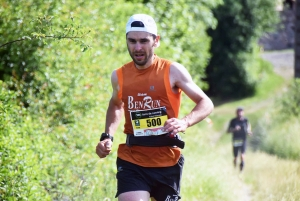 Anthony Cottier, 1er sur 24 km