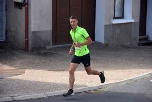 Florian Seurat, 1er sur 14 km