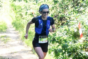 Sophie Chabanel, 1re sur 14 km