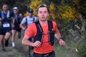 Hugues Girard, 1er sur 55 km