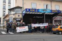 Puy-en-Velay : 4 familles menacées d'expulsion, des associations se mobilisent
