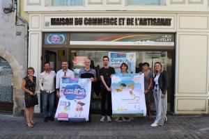 Puy-en-Velay : un grand déballage des commerces samedi