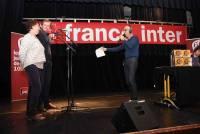 Saint-Didier-en-Velay : une salle comble pour le Jeu des 1000 euros de France Inter